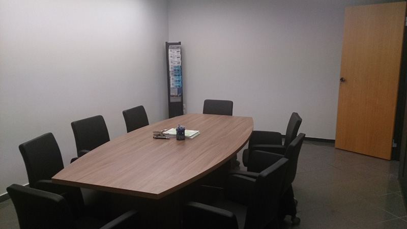 New Offices In Athens meeting hall